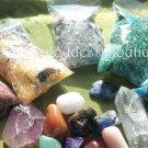 Spell Binding salt/herb mix – 5 set. #SBRW 02-03