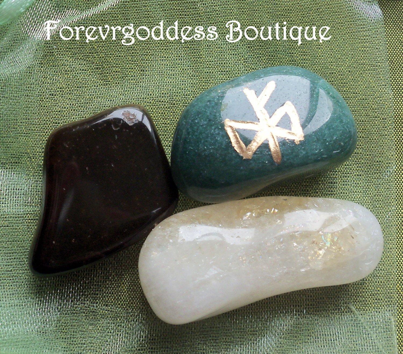Prosperity   bind Rune / Crystal Kit  Items# BCP 01
