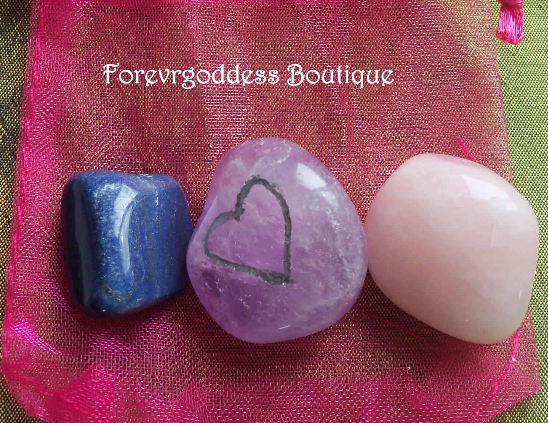 Love  bind Rune/ Crystal  kit    Item # BCL  01