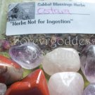 Sabbats Crystal / herbs – Ostara  # SO 01- 03