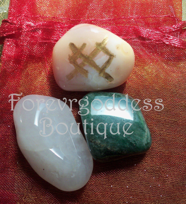 Eternal Love Bind rune/  Crystal kit    Item # BCEL 01
