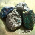 Peacock ore/Pyrite combination Kit