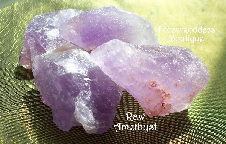 Raw Amethyst  #RA01-02