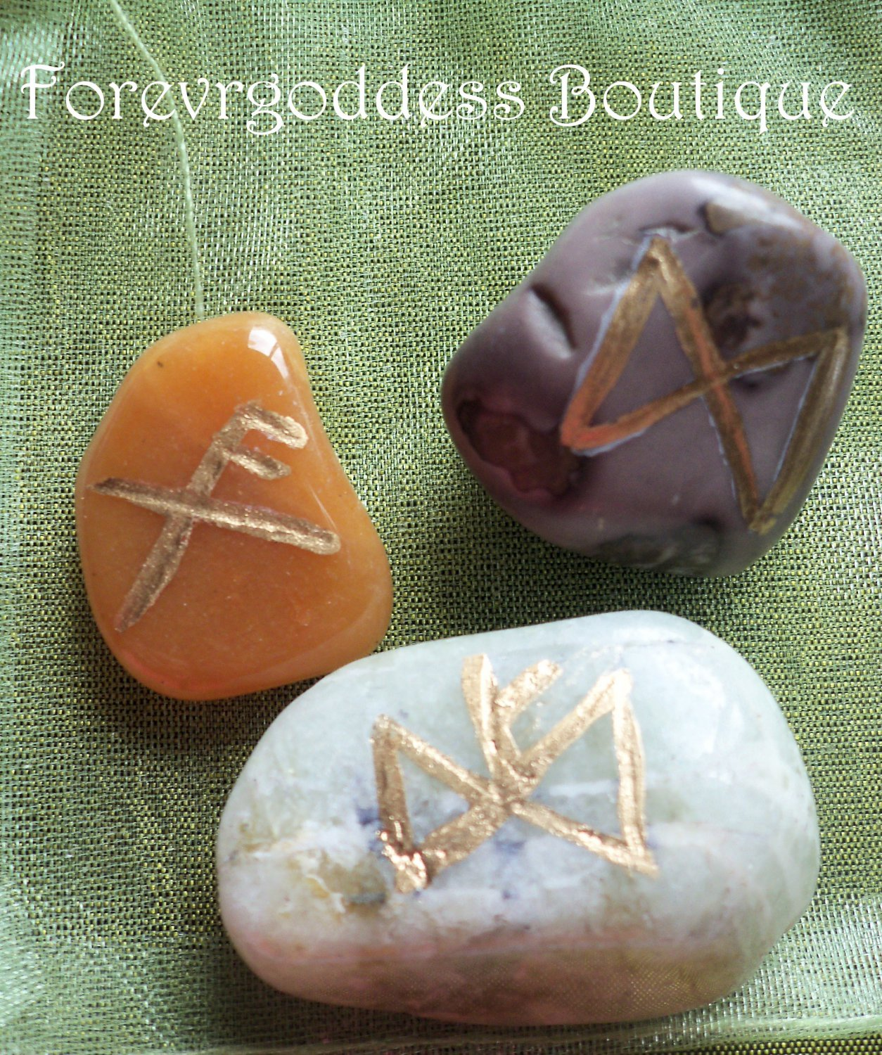 Positive outcome, luck, prosperity Bind runes