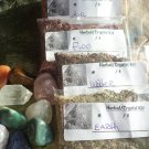 4 Elementals herbal mix/ Crystal kit