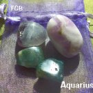 Zodiac- Aquarius BirthStone Kit
