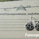 Ritual Corresponding Worksheet and  earrings