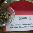 Enchanted offerings: Love
