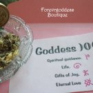 Enchanted offerings: Goddess