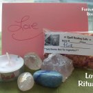 Love Ritual Kit  Item LRTK 01-02