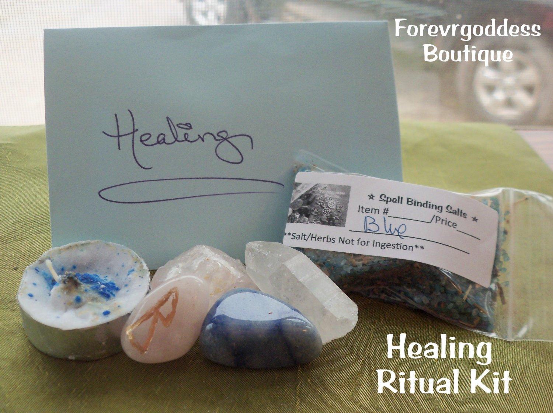 Healing Ritual Kit  Item HRTK 01-02