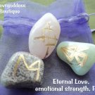 eternal love, emotional strength, Peace Bind Runes