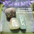 Spiritual guidance, psychic abilities, awareness  Bind Runes