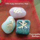 Gifts of Joy, Eternal Love, Hope Bind runes