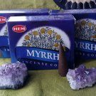 Hem Myrrh cone incense
