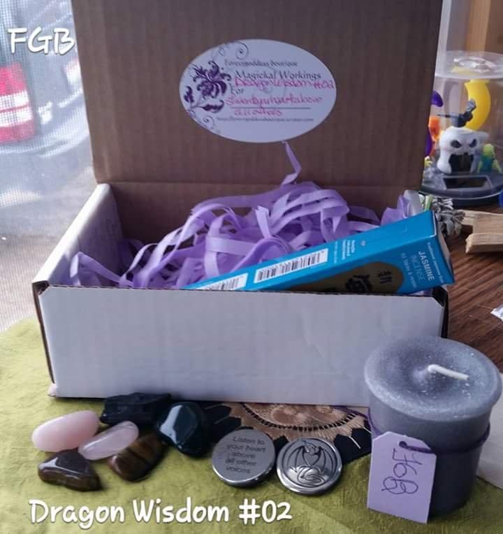 Dragon Wisdom #02A-B