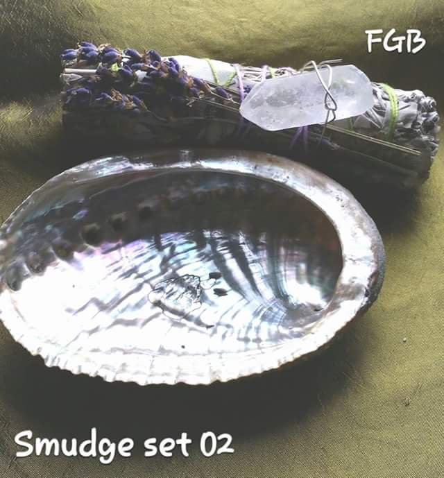 Smudge set 02 A-B