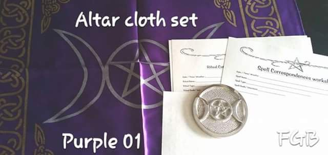 Altar cloth Set  Items ATCLSP  01