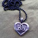 Celtic HEART pendants