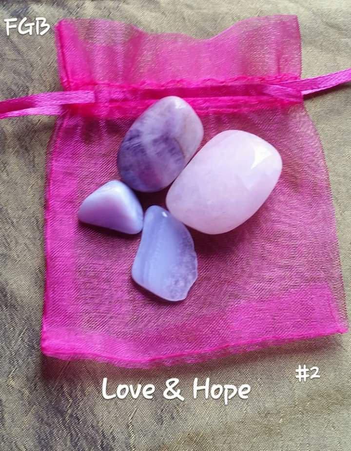 Love and hope #LHCK 02B
