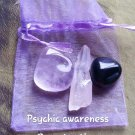 Psychic awareness / protect #PAPCK02B crystal point