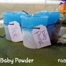 Baby powder pink /blue