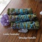 Cedar lavender bundle
