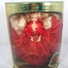1993 HAPPY HOLIDAYS BARBIE SPECIAL EDITION MATTEL