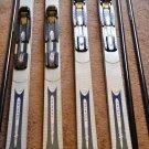 Alpina Touring Solution Skis + Poles + Boots + BC Bindings 2x Set