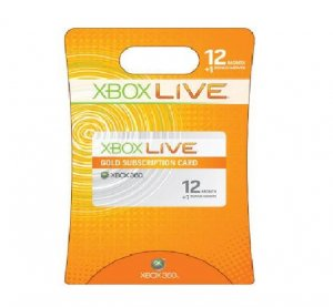 Xbox Live 12 + 1 Month Gold Card- Will Email Code For Free! - I check email every 10 minutes