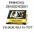 26400240001 YS0636 RA1 (2- In Stock)