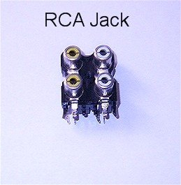 RCA Jack (in Stock)