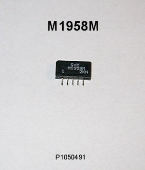 M1958M (2 - In Stock)