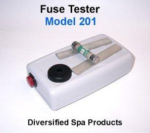Model 201 Fuse Tester (In Stock)