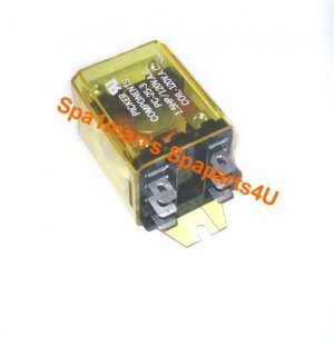 PC-25-3 PICKER Relay, 120V coil, DPST, 30A (In Stock)
