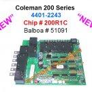 51091 Balboa, Coleman 200 Series, 4401-2243 OEM Circuit Board