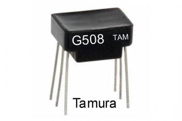 G508, Tamura, Pulse Transformer, 2mH 1CT:1CT turns [EA] [O]