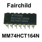 MM74HCT164N, Fairchild, 8-Bit Shift Register, PDIP-14, [O] [EA]