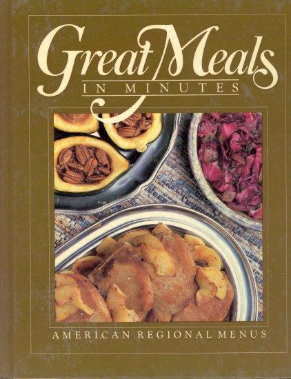 Time Life Cookbook American Regional