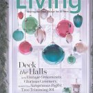 Martha Stewart Living Magazine Back Issue December 2006