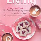 Martha Stewart Living Magazine Back Issue February 2007
