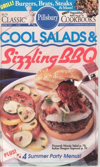 Pillsbury Cool Salads & Sizzling BBQ Cookbook Buy 3 Get 1 Free