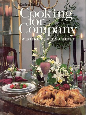 Cooking for Company Winifred Green Cheney