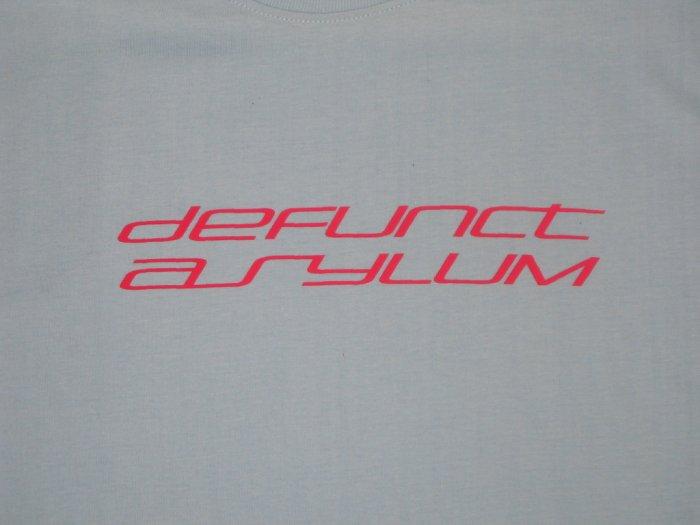 "Defunct Asylum T-shirt ""Ice"""