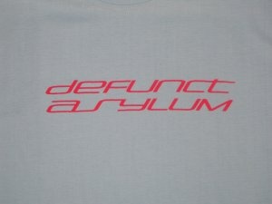"Defunct Asylum T-shirt ""Ice"""