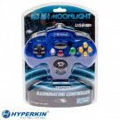 Tomee Nintendo 64 PC & MAC USB Moonlight Illuminating LED GamePad Controller N64