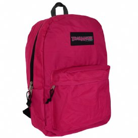 Trail Maker Classic 17'' Pink Backpack NWT