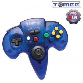 N64 Controller (Blue) For Nintendo 64