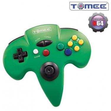 N64 Controller (Green) For Nintendo 64