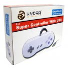 SNES USB RETRO SUPER NINTENDO CONTROLLER PC/MAC NEW